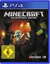 PlayStation 4 Minecraft Sony PlayStation4 Edition Deutsch OVP Top Zustand