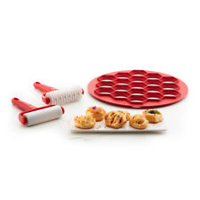 Lekue Mini Pie Kit Cooking Set Homemade Pies Pastry Gift Set Appetisers Party