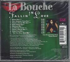 "LA BOUCHE  ""Fallin' In Love""  NEW SEALED DJ/DANCE CD    1 of last 3  !!!!"
