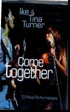 IKE & TINA TURNER Come Together (Cassette, Sep-1995)