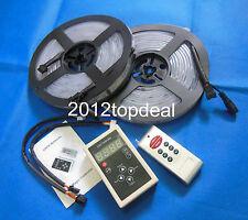 10M 2X 5M 450Leds 5050 RGB Dream Color 6803 IC LED Strip 133 Change+ RF Rmote