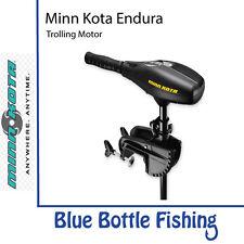"Minn Kota Endura Max 55W 42"" 12V Transom Mount Fresh Water"