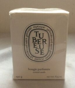 DIPTYQUE TUBEREUSE (Tuberose) Scented Candle 190g NEW & SEALED