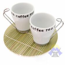STUOIA in BAMBU' Rotonda THE' Caffe' COLAZIONE Pranzo CENA per SUSHI Tazze BAR