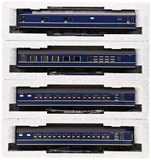 KATO 3-504 HO Type 20 Asakaze Passenger Car Set