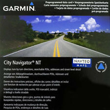 Garmin City Navigator NT Brasilien microSD/SD Karte