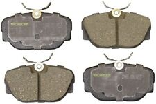 MONROE CX493 Total Solution Ceramic Brake Pads for Various Applications