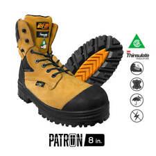 DuraDrive Men's CSA Patron 8 in. Waterproof Insulated Composite Toe Work Boot