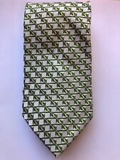 "Umberto Frasi Mens Classic Tie Hand Made Polyester 4"" Wide Business Career Tie"