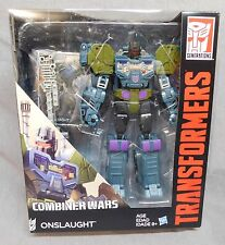 2016 Transformers Generations Combiner Wars Onslaught - Decepticon