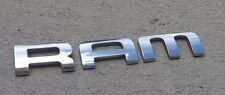 Dodge Ram 1500 emblem letters trunk decal logo rear OEM Factory Genuine Stock