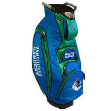 BRAND NEW Team Golf NHL Vancouver Canucks Victory Cart Bag 15773