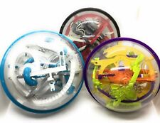Lot of 3 PERPLEXUS & Sharper Image 3D Maze Puzzles Ball Challenge Strategy Games