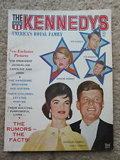 Vintage 1962 The Kennedys Americans Royal Family Magazine
