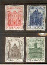 NL 1948 PF nvph 500-503 Zomerzegels Ridderzaal (Postfris/MNH) Cat € 7,50