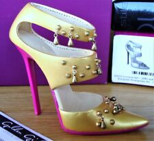 Just The Right Shoe - Golden Girl (see my other items for 90+ shoes)