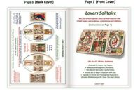 """Lovers Solitaire"" Tarot Meditation - includes Marseille Trumps, Aces, & Booklet"