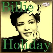 BILLIE HOLIDAY CD Vintage Vocal Jazz / Now Or Never, Solitude, My Man , Porgy ..