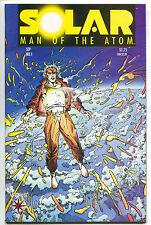 Solar Man Of The Atom 1 Valiant 1991 NM- Barry Windsor Smith