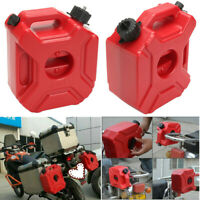 Motorcycle3L Portable JerryCan Gas Plastic Car Fuel TankPetrol ATV UTV GokartCWY