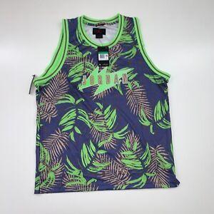 NEW Nike Air Jordan Tropical Palm Tree Tank Top Jersey Size XL