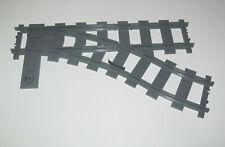 Lego ® RC Commutateur de Rail Chemin de Fer Train 9 v ref 53404