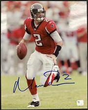 Matt Ryan Atlanta Falcons Signed 8x10 Photo Autographed GA COA