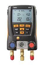 Testo 549 (0560 0550) Economy Digital Refrigeration Manifold