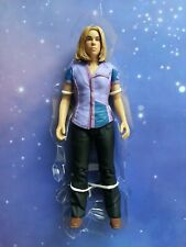 """Doctor Who Rose Tyler New Earth Purple Top Billie Piper 5"""" Figure New"""