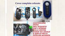 COVER CHIAVE COMPLETA FIAT 500 BRAVO G.PUNTO EVO DOBLO LANCIA YPSILON DELTA -B-