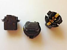 """3x 5/8"""" Sockets Third High Mount Brake Light Bulb Lamp Gauges 194 912 For Lexus"""
