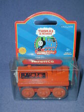 TERENCE the TRACTOR Original Style Red Label NEW Thomas Wooden Railway NIB 2001