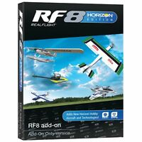 RealFlight Real Flight RF8 Horizon Hobby Edition Upgrade From RF8 Add-On RFL1002