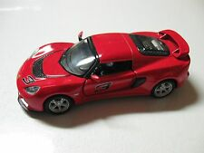 KINSMART 1:32 SCALE 2012 LOTUS EXIGE DIECAST CAR MODEL PULLBACK W/O BOX NEW!