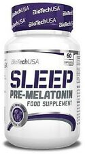 BIOTECH USA SLEEP - MELATONIN BOOSTER WITH L-TRYPTOPHAN AMINO ACID 60 CAPSULES