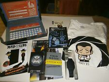 """Loot Crate March 2015 """"Top Secret"""" Covert Theme - BRAND NEW & COMPLETE"""