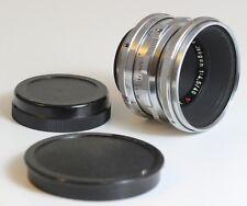 SCHNEIDER-KREUZNACH Objektiv Lens JSOGON 4,5/40 für M42