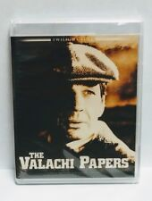 THE VALACHI PAPERS (1972) TWILIGHT TIME BLU RAY - CHARLES BRONSON - BRAND NEW