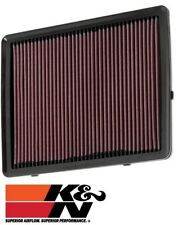K&N AIR FILTER FOR HOLDEN COMMODORE VT VU VX VY ECOTEC L36 L67 SC 3.8 V6