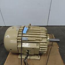 Delco 3g8104 75hp Electric Motor 460v 3ph 84a 1785rpm 444u Frame