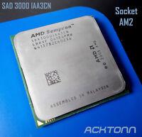 AMD Sempron SAD3000IAA3CN CPU Socket AM2 CPU Processor ACKTONN