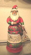 Jim Shore Santa Kris Kringel EUHEIT 2014 Weihnachtsmann Heartwood Creek