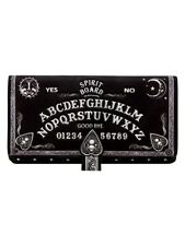 Spirit Board Embossed Purse Ouija Wallet Black & White by Nemesis Now