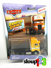 *DISNEY CARS RADIATOR SPRINGS CLASSICS - PAUL VALDEZ - HAULER BIG RIG TOYS R US*