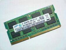 4GB DDR3L-1333 PC3L-10600 SAMSUNG M471B5273DH0-YH9 LAPTOP SODIMM RAM SPEICHER