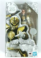 MIGHTY MORPHIN POWER RANGERS BANDAI S.H. FIGUARTS WHITE RANGER TOMMY