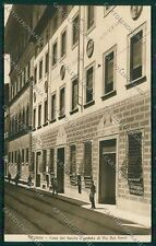 Firenze Città Casa del Fascio cartolina QQ2075