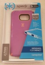 Speck Candy Shell Case For Samsung Galaxy S7 Revolution Purple Orange NEW OEM
