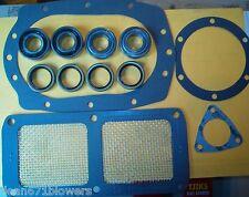 6v71 6v92 Big Bearing Blower conversion Rebuild kit gas Supercharger
