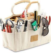 Tool Bag Canvas Mechanic Electrical Rigger Organizer Tote Utility BestDealer